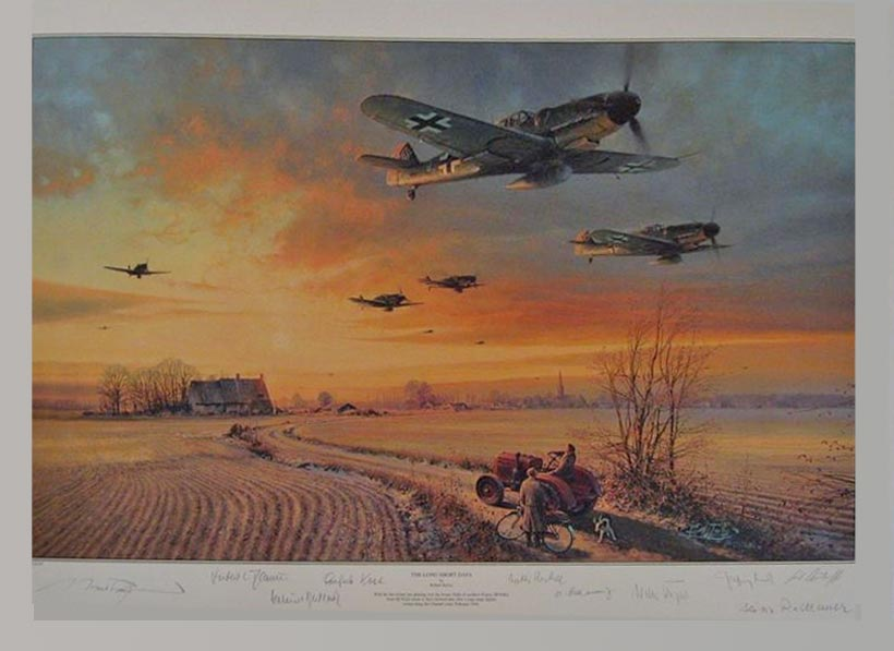 Aviation Art Print