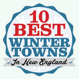 10 Best Winter Towns in New England